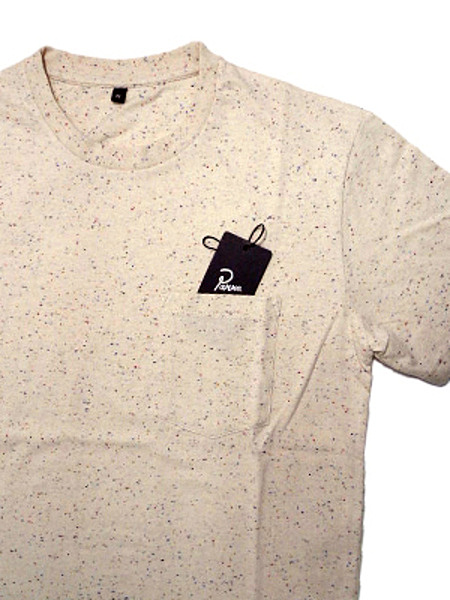 pocket t-shirt color speckled/by Parra