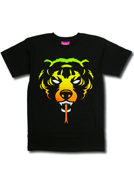 OVERSIZED RASTA ADDER TEE