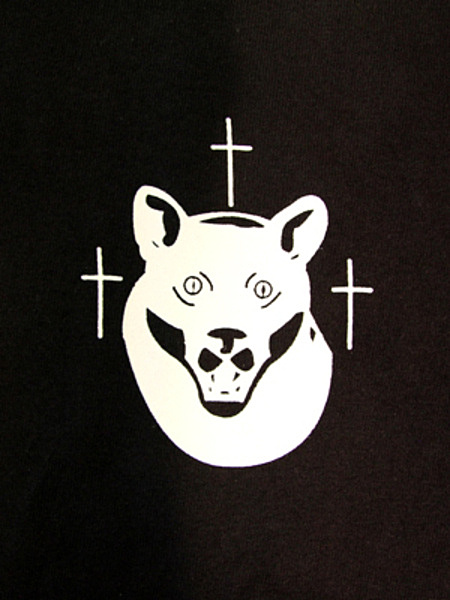 "DESTROY DOG ""TOP BILLIN"" TEE BLK"