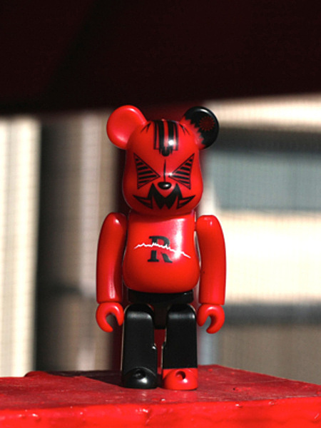 BE@RBRICK x RED SPIDER [ SPIDER 1.5 -the return- SP BOX ]
