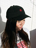 KENTY GROSS 6PANEL CAP(KG LOGO)