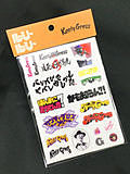 KENTY GROSS ×GIZMOBIES ルーシールーシー STICKER