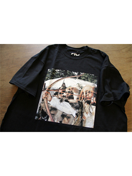 "CTM / """"MIGOS"""" PHOTO T-SHIRTS (BLK)"