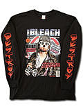 "DESTROY DOG ""KURT"" L/S TEE BLACK"