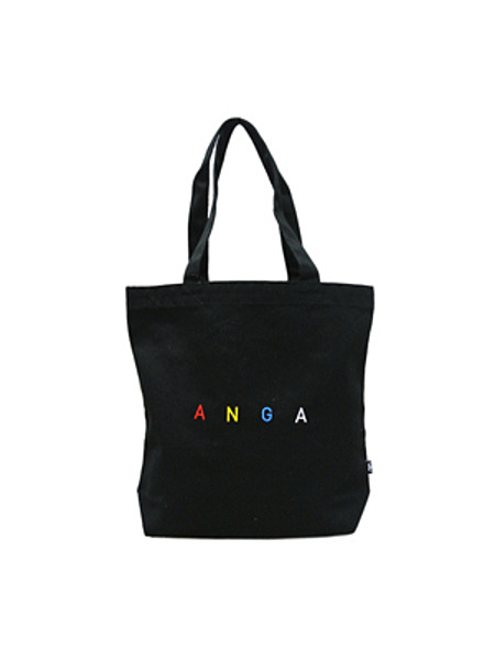 A.N.G.A EMB LOGO TOTE BAG