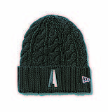 "APOLLO X New Era ®︎  ""BIG A""  LOW GAUGE KNIT CAP"