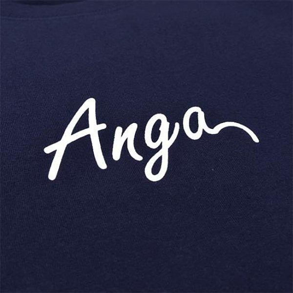 Anga STANDARD LOGO TEE