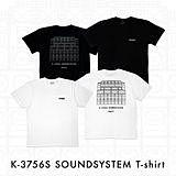 K-3756S SOUND SYSTEM T-SHIRTS