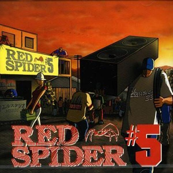RED SPIDER #5 / カセットテープ