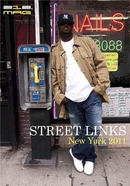 "212.MAG""STREET LINKS -New York 2011"""